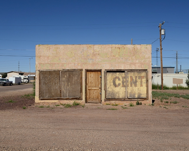 STEPHEN SHORE Winslow, Arizona, September 19, 2013