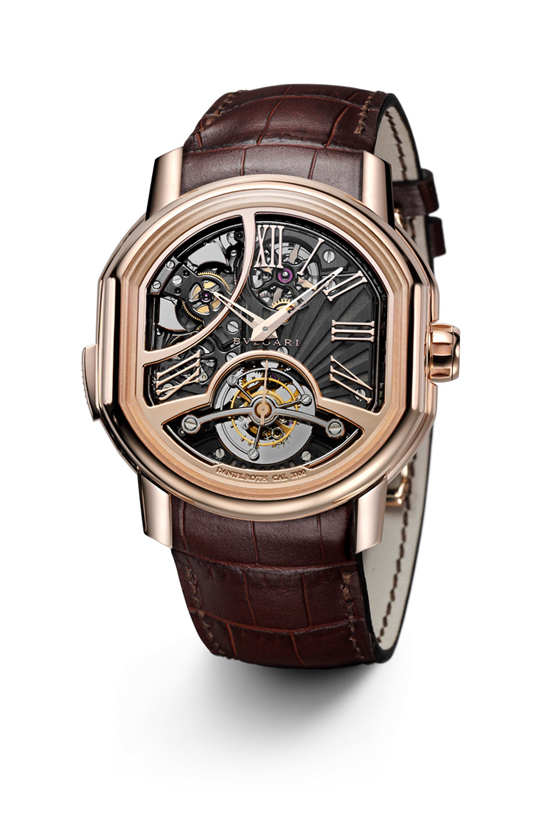 Tourbillon Carillon, Bulgari