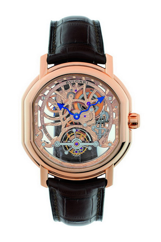 Tourbillon Lumiere 101846, Bulgari