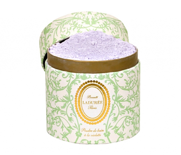 Ladurêe Violet Bath Powder