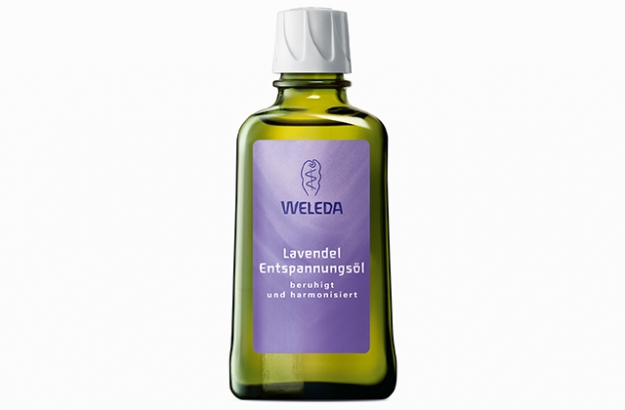 Lavender Relaxing Body Oil от Weleda
