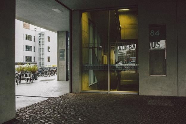 Берлин во время 66-го Берлинского кинофестиваля