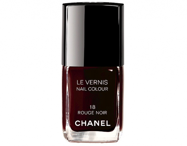 Chanel Le Vernis in Rouge Noir