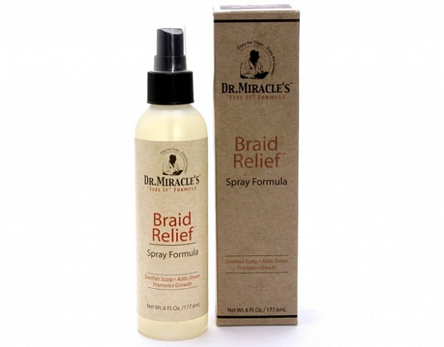 Dr. Miracle's Braid Relief Spray