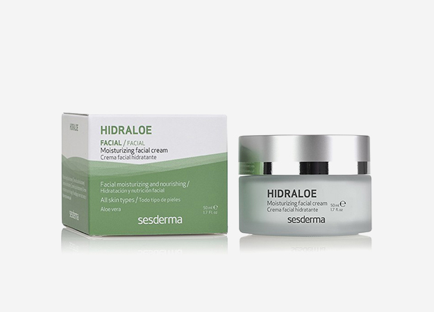 Hidraloe Moisturizing Facial Cream от SesDerma, 2450 руб.