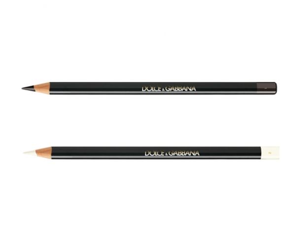 Khol Pencil: True Black и True White