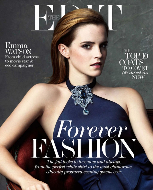 The Edit (Net-A-Porter Magazine) сентябрь 2013