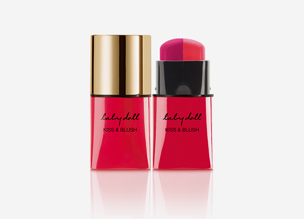 Baby Doll Kiss&Blush Vice Versa от Yves Saint Laurent Beauty, 2900 руб.
