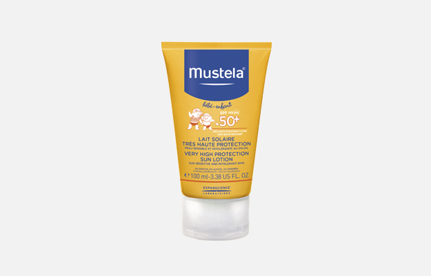 Very High Protection Sun Lotion от Mustela, 890 руб.