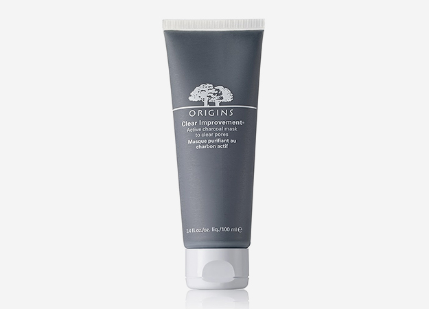Clear Improvement Active Charcoal Mask to Clear Pores от Origins, 1750 руб.