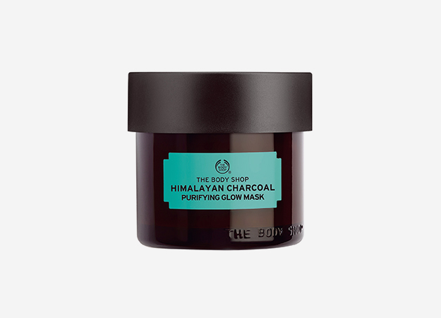 Himalayan Charcoal Purifying Glow Mask от The Body Shop, 1990 руб.