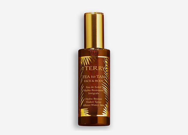 Tea to Tan Face & Body Hydra-Bronze Shaker Spray от By Terry, 2 400 руб.