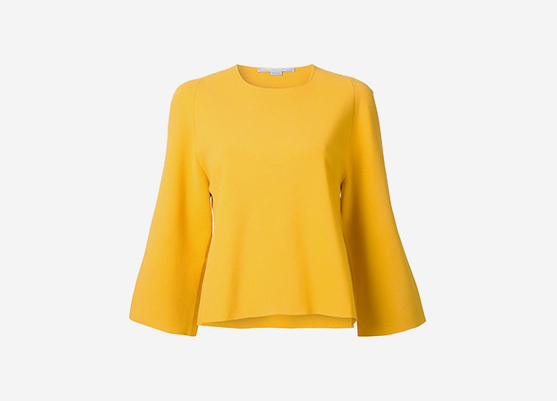 "Джемпер, Stella McCartney<p><a target=""_blank"" href=""https://www.farfetch.com/ru/shopping/women/stella-mccartney---item-11812986.aspx?storeid=10034&from=listing&tglmdl=1&ffref=lp_pic_38_9_"">Farfetch</a></p>"