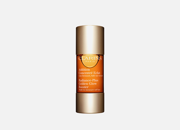 Radiance-Plus Golden Glow Booster от Clarins, 1805 руб.
