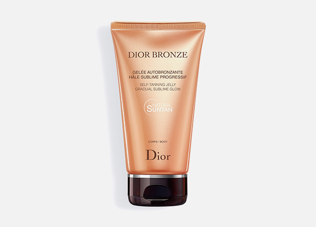 Bronze Self-Tanning Jelly Body от Dior, 3225 руб.
