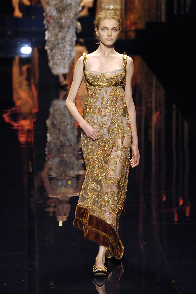 Dolce Gabbana Fall Winter 2006
