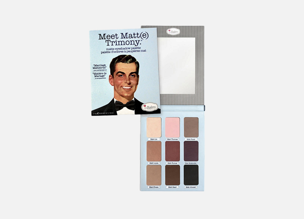 Meet Matt(e) Trimony от theBalm, 2475 руб.