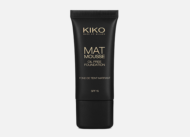 Mat Mousse Foundation от Kiko Milano, 990 руб.