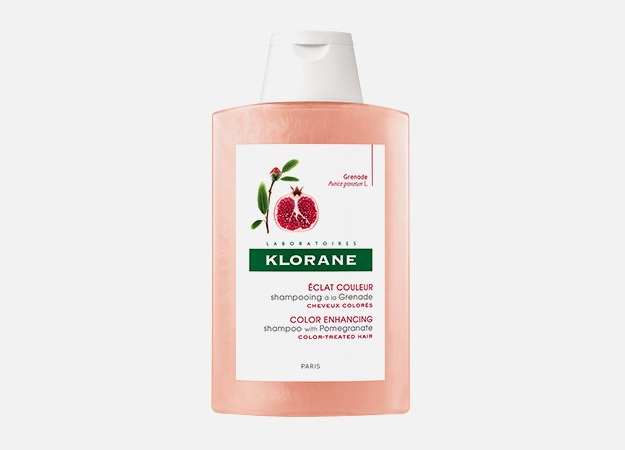 Color Enhancing Shampoo with Pomegranate от Klorane, 682 руб.