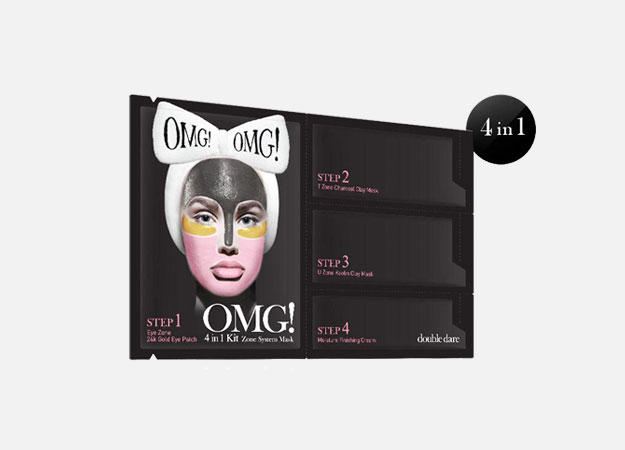4IN1 KIT Zone System Mask от Double Dare OMG!, 690 руб.