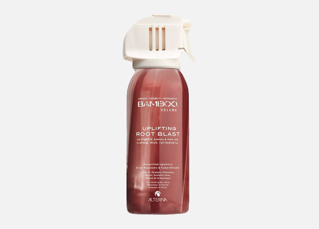 Bamboo Volume Uplifting Hair Spray от Alterna, 2750 руб.