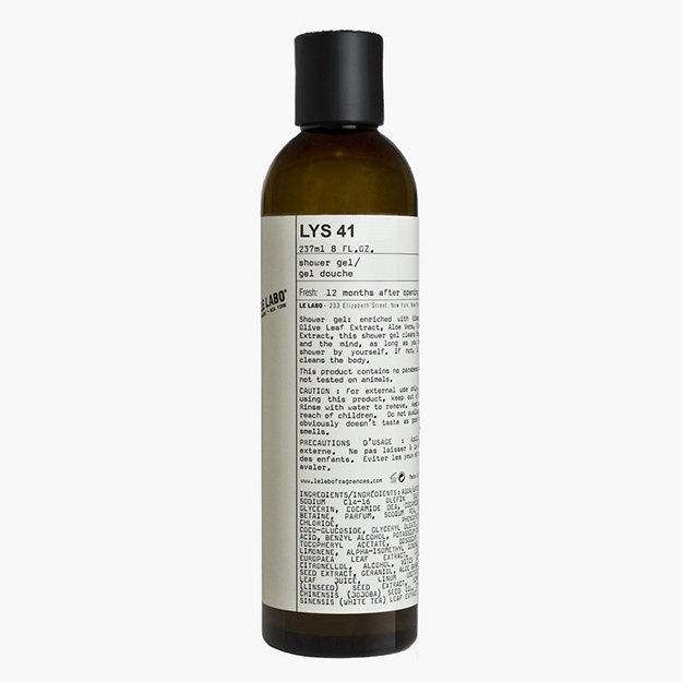 Lys 41 Shower Gel, 3024 руб.
