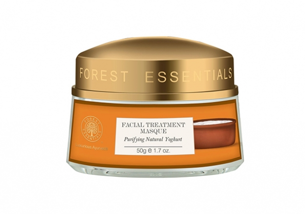 Facial Treatment Masque Purifying Natural Yogurt Forest Essentials