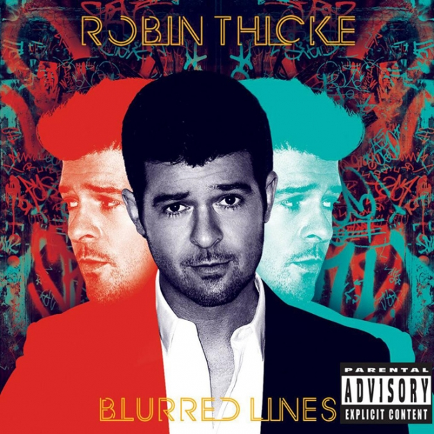 "Robin Thicke, ""Blurred Lines"""