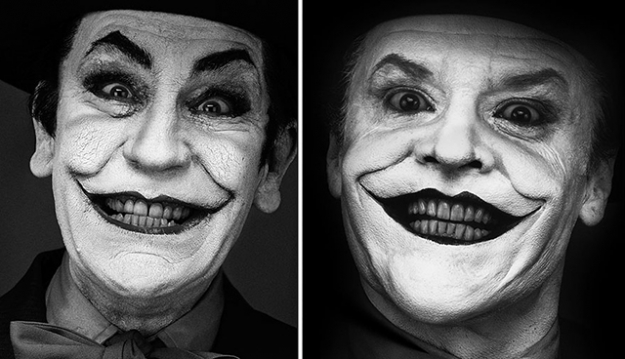 Sandro Miller, Herb Ritts / Jack Nicholson, London (1988) (A), 2014