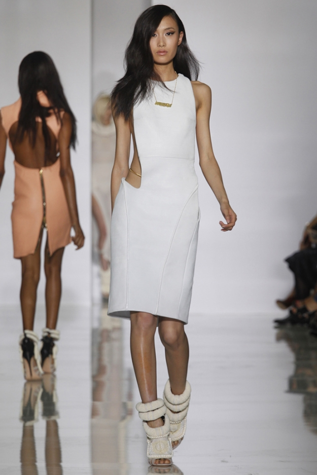 Kanye West Spring 2012 ready-to-wear