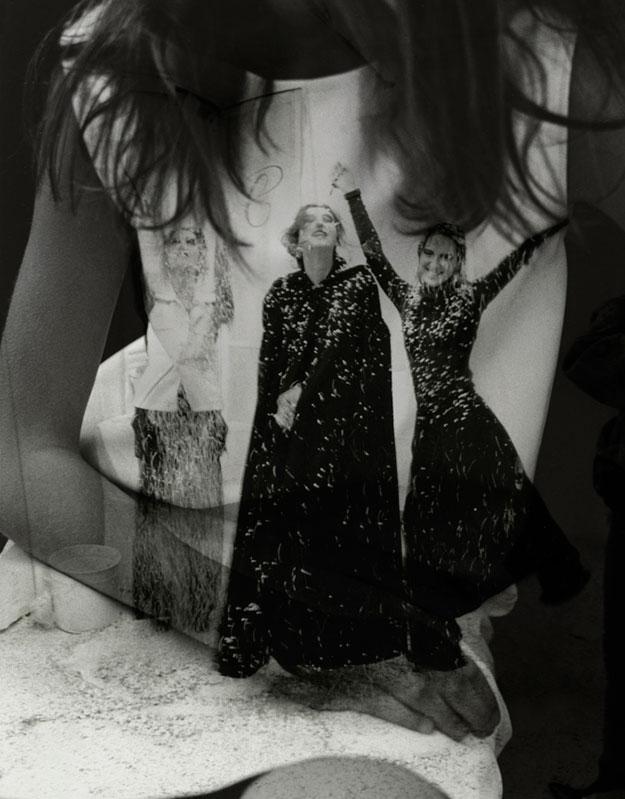 """HERMÈS """"La femme et le photographe : Isabelle"""" Spring/Summer 2001. MAISON MARTIN MARGIELA Autumn/Winter 1991-1992"""