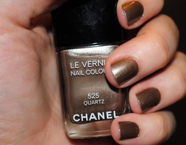 Chanel Le Vernis in Quartz