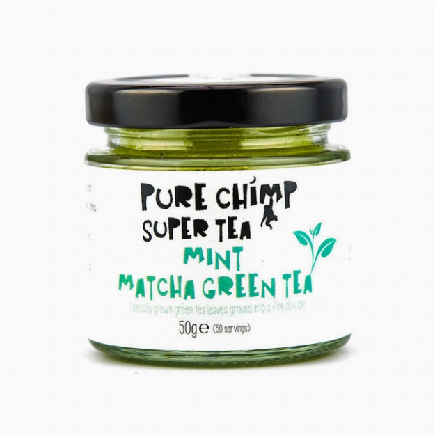 Pure Chimp, Super Tea /Matcha Green Tea (purechimp.com)