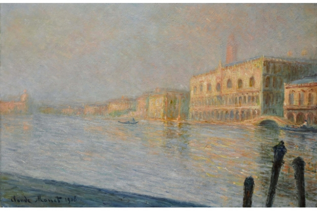 «The Palazzo Ducale» 1908