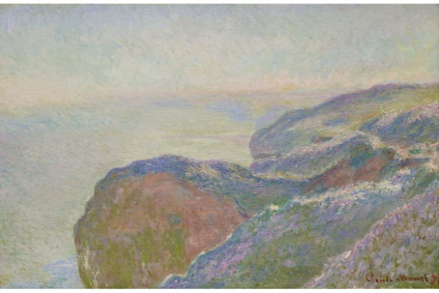 «At the Val Saint-Nicolas Near Dieppe, Morning» 1897