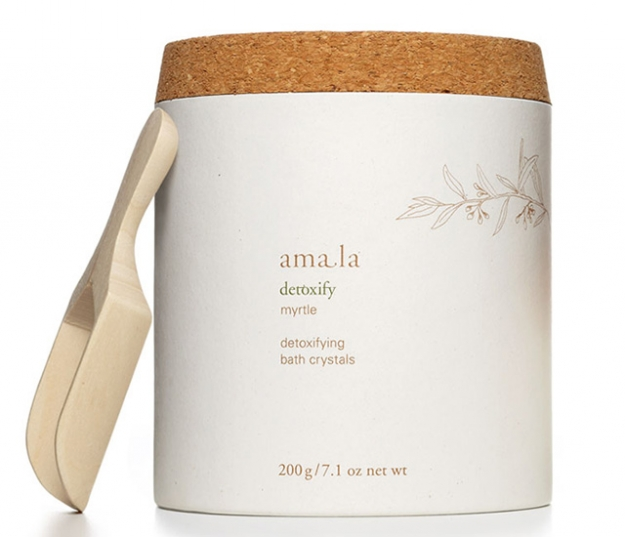 Amala Detoxifying Bath Crystals