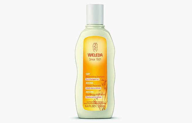 Oat Replenishing Shampoo от Weleda, 649 руб.