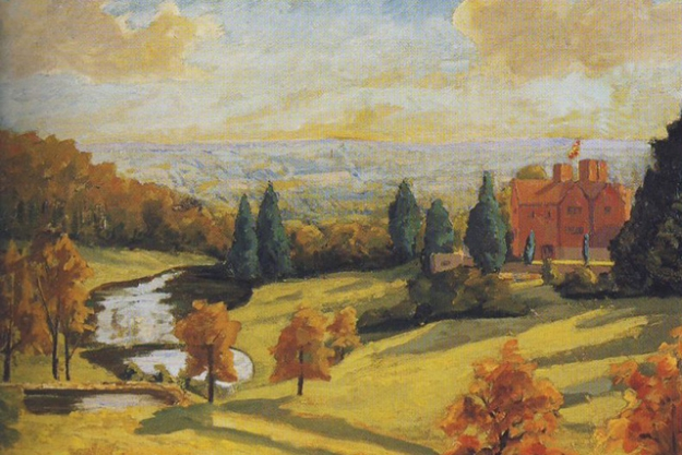 A View From Chartwell, 1938