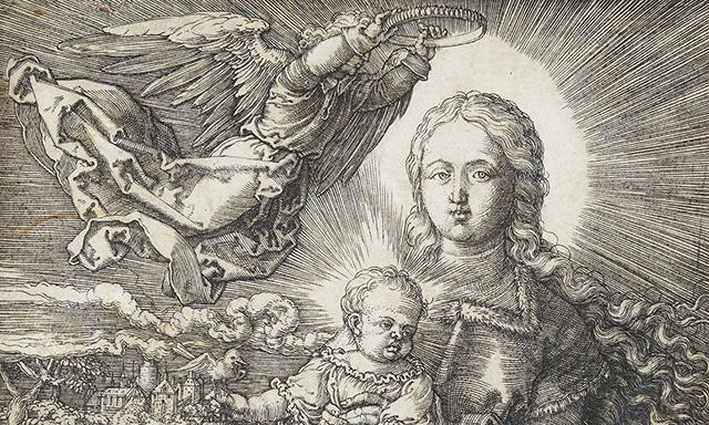 Утерянную вэпоху 2-ой мировой 500-летнюю гравюру отыскали наблошином рынке