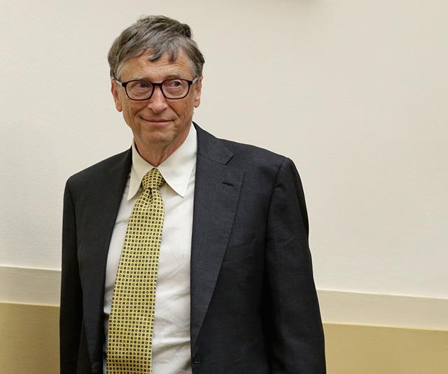 Билл Гейтс больше не самый богатый человек в мире