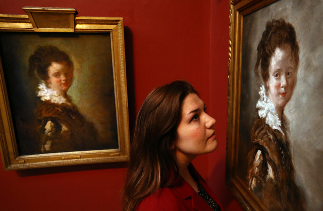 Dulwich Picture Gallery показывает посетителям подделку