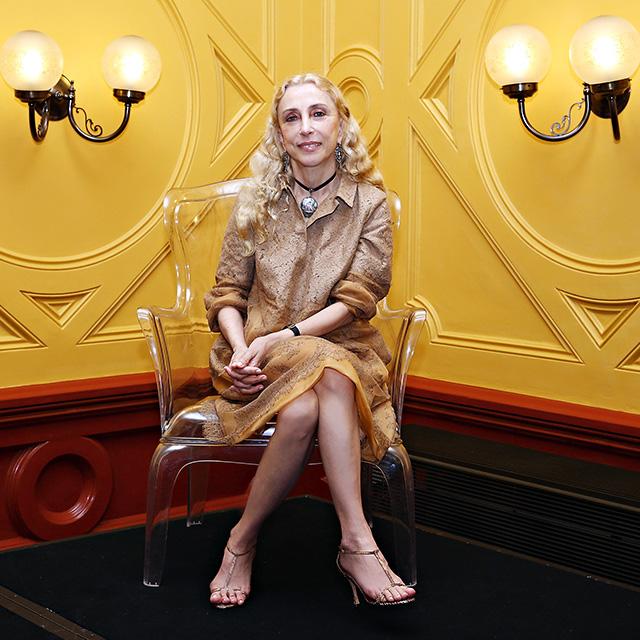 """Франка Соццани: """"В Америке Vogue продается в супермаркетах. В Италии — нет"""""""