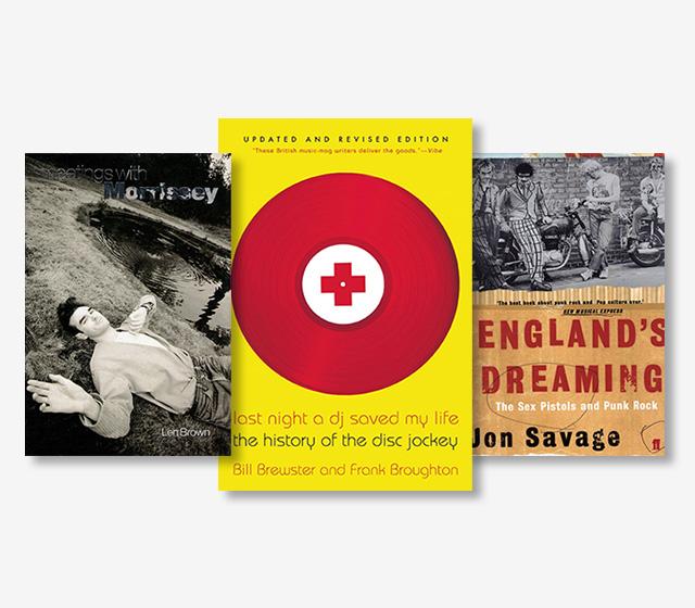 5 книг о музыкальной индустрии