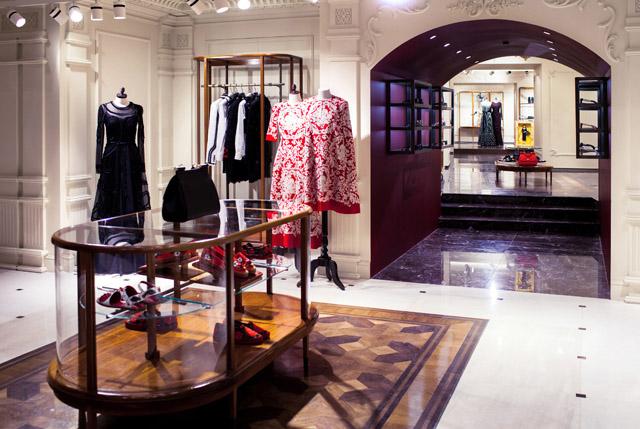 Dolce & Gabbana открывают новый бутик в Москве