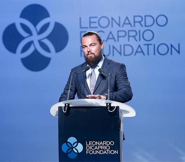Гости гала-ужина The Leonardo DiCaprio Foundation