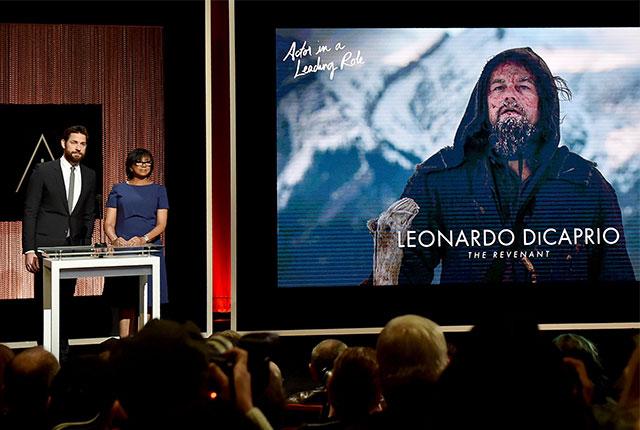 ДиКаприо вшестой раз номинирован на«Оскар»