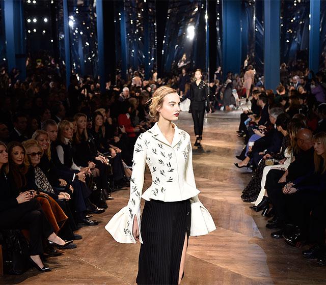 Неделя высокой моды: Christian Dior, весна 2016