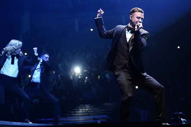 Концерт Джастина Тимберлэйка в Москве: как это было