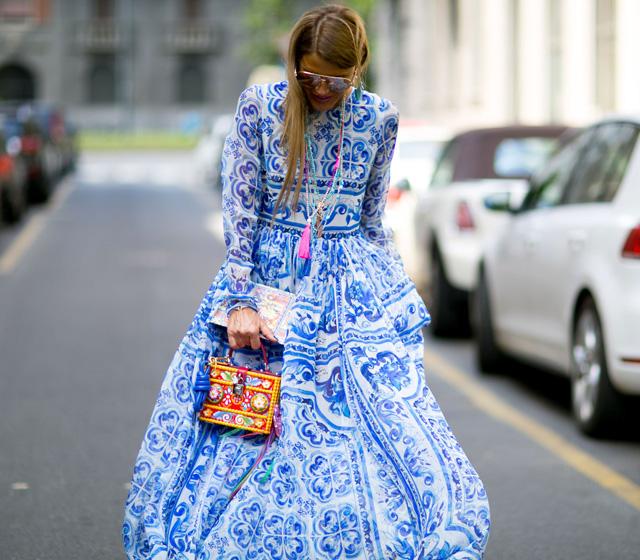 Мода италия лето фото