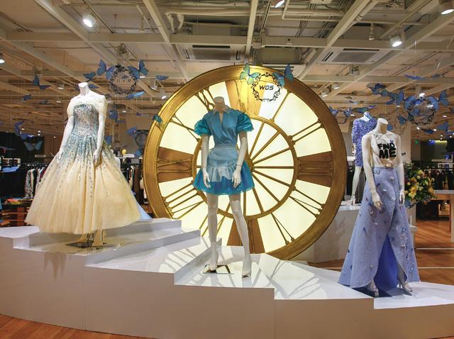 12 платьев для Золушки от российских дизайнеров в ЦУМе